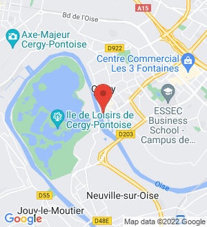 Carte Google Map Le millésime du port DELMAS
