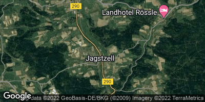 Google Map of Jagstzell