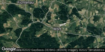 Google Map of Wört