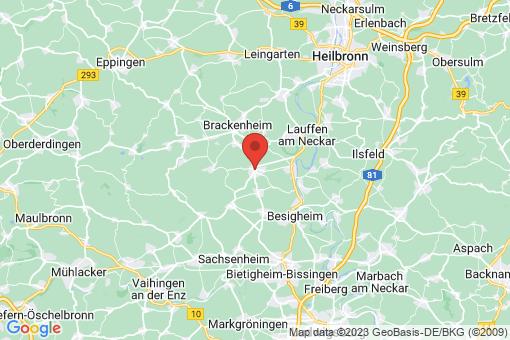Karte Bönnigheim