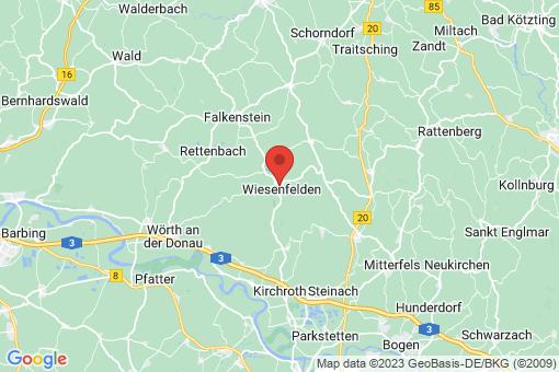Karte Wiesenfelden