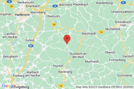 Karte Spiegelberg