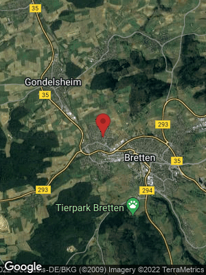 Google Map of Diedelsheim
