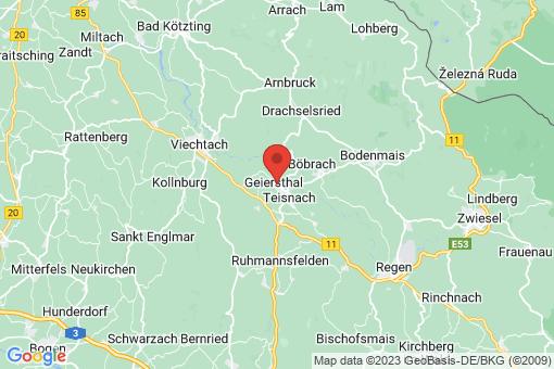 Karte Geiersthal
