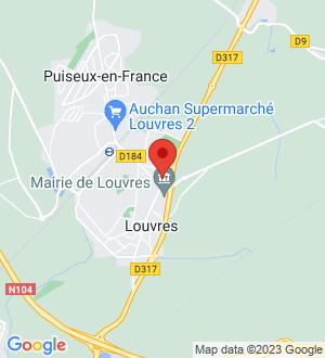 Carte Google Map Marie Feuchère