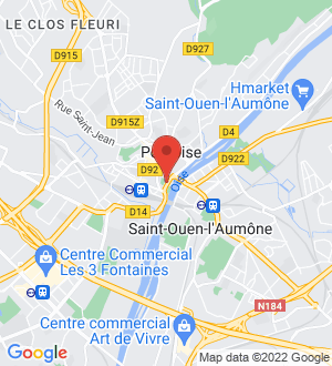 Carte Google Map La caverne
