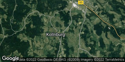 Google Map of Kollnburg
