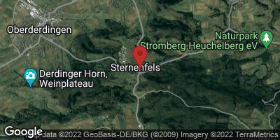 Google Map of Sternenfels