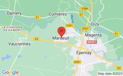 24 Rue de la Liberté, 51530 Mardeuil, France