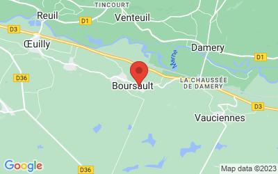 2 Rue de Boursois, 51480 Boursault, France