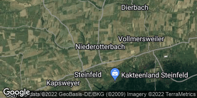 Google Map of Niederotterbach