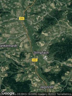 Google Map of Stimpfach