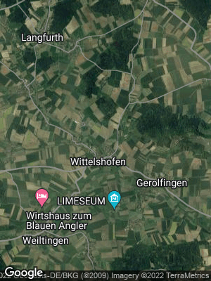 Google Map of Wittelshofen