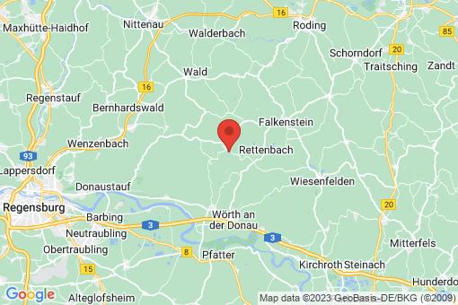 Karte Brennberg