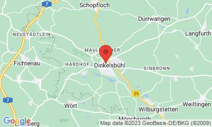 Arbeitsort: Dinkelsbühl