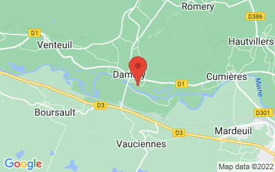 14 Rue Pierre Curie, 51480 Damery, France