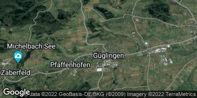 Google Map of Güglingen