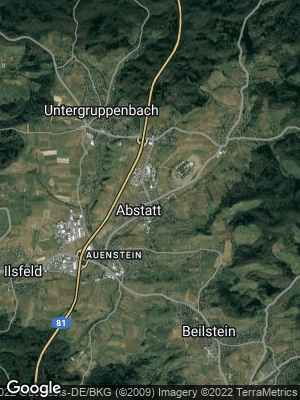 Google Map of Abstatt