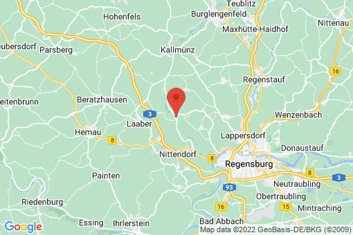 Karte Pielenhofen