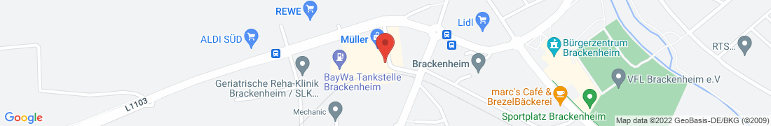 BayWa Technik Brackenheim Anfahrt