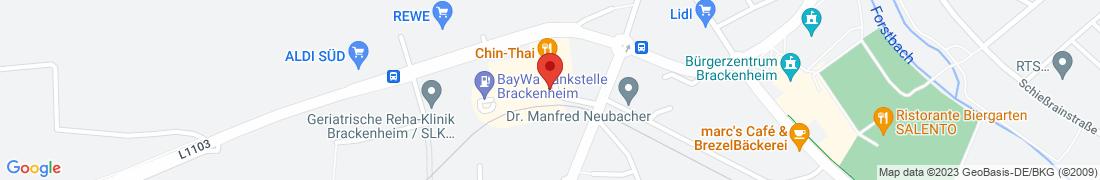 BayWa AG Brackenheim Anfahrt