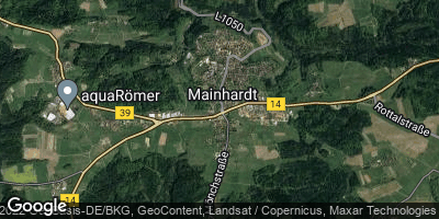 Google Map of Mainhardt
