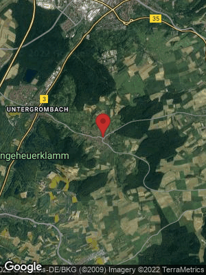 Google Map of Obergrombach