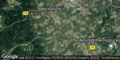 Google Map of Bibersfeld