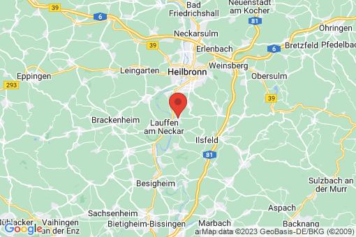 Karte Talheim