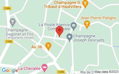 36 Rue de la Hubarde, 51160 Hautvillers, France