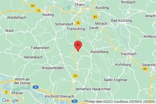 Karte Loitzendorf