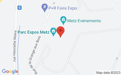 Metz - Centre International des Congrès et Foires Expositions Rue de la Grange aux Bois57072 Metz