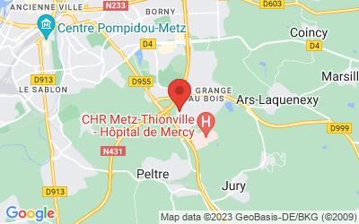 Rue de la Grange aux Bois, 57000 Metz