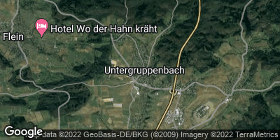 Google Map of Untergruppenbach