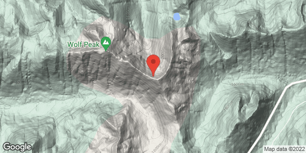 Cornice Ridge - Kootenay Pass