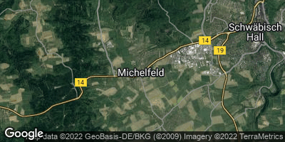 Google Map of Michelfeld