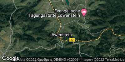 Google Map of Löwenstein