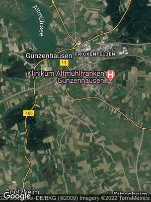 Google Map of Gunzenhausen