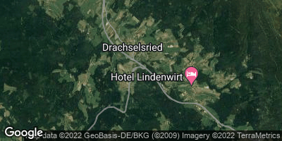 Google Map of Drachselsried