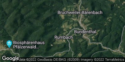 Google Map of Rumbach