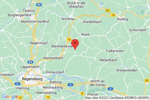Karte Altenthann