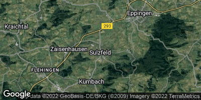 Google Map of Sulzfeld