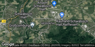 Google Map of Hessental