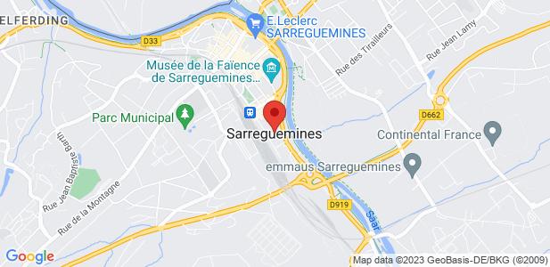 Bâtiment industriel - 6 300 m² à vendre à Sarreguemines (57)