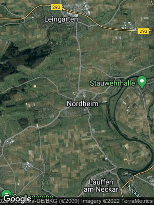 Google Map of Nordheim