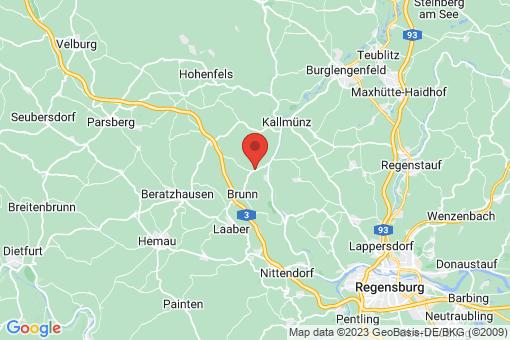 Karte Duggendorf