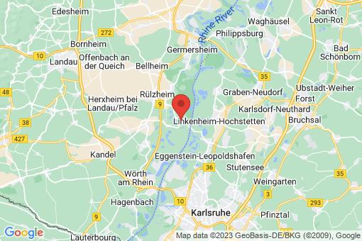 Karte Leimersheim
