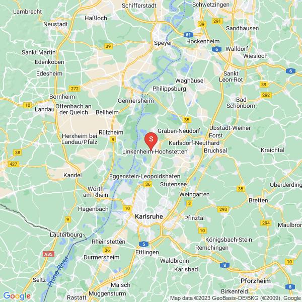 Vogelpark Linkenheim