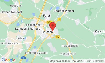 Arbeitsort: Bruchsal