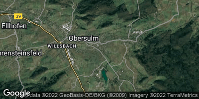 Google Map of Obersulm